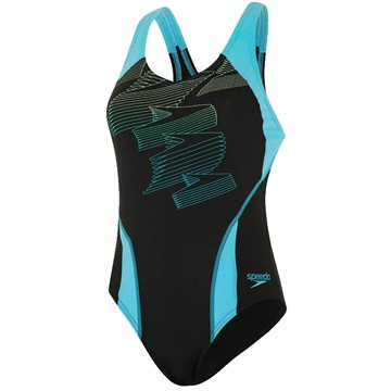 Speedo Boom Placement Racerback til damer