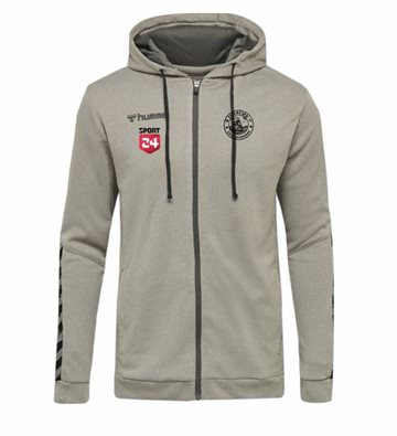 Fursund IF Hummel Authentic Zip Hoody Jr.