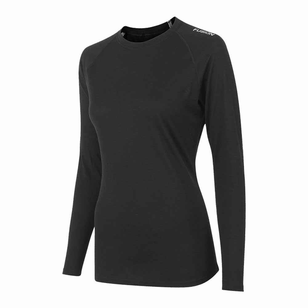 Fusion C3 Merino LS bluse til damer