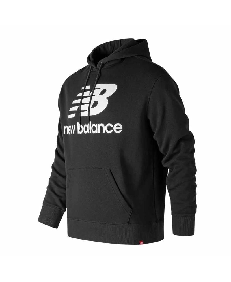 78f1f6fe New Balance Essentials Ft Pullover Hoodie | Hættetrøje til mænd ...