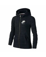 Nike Girls Gym Vintage Hoodie Full Zip