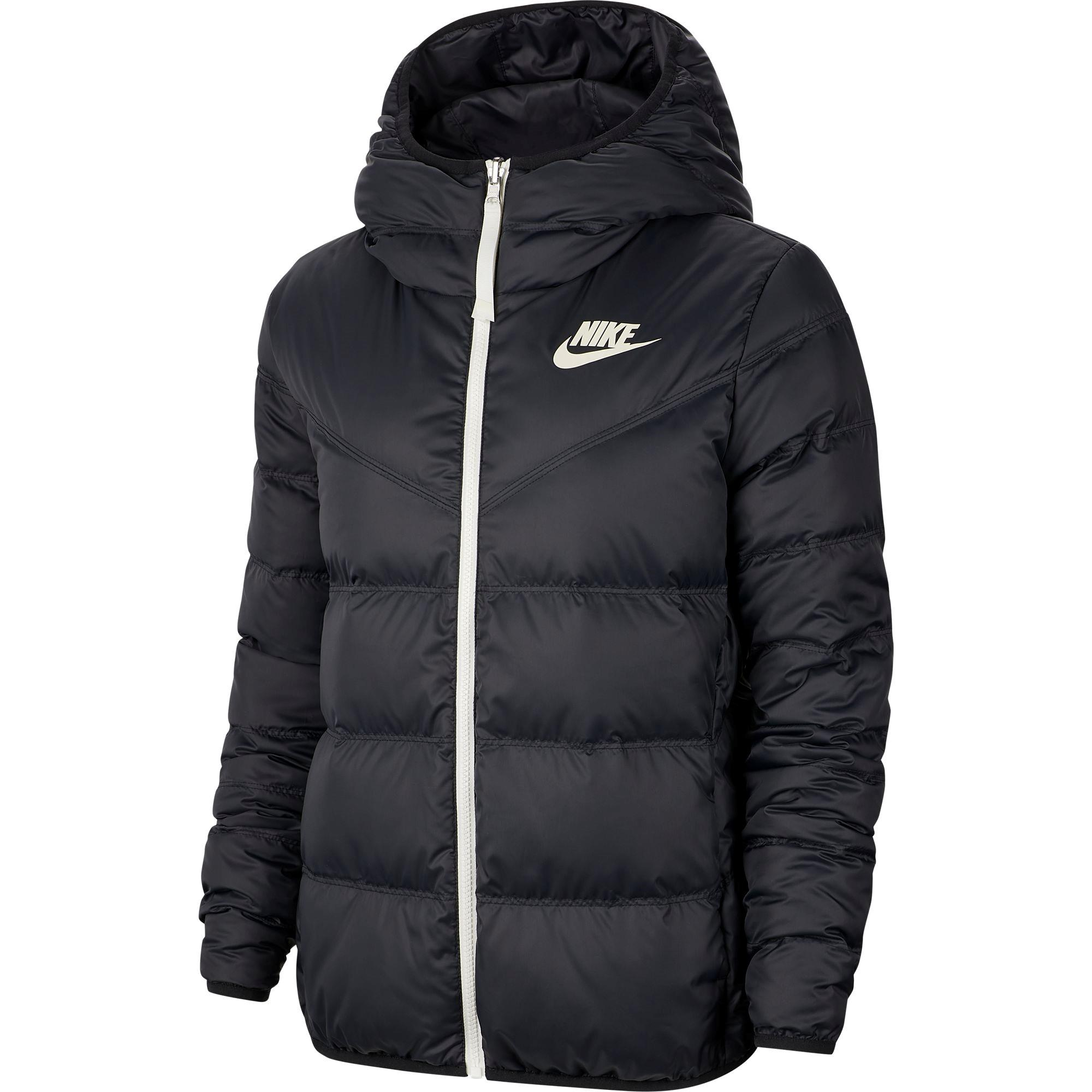 Nike Sportswear Windrunner Vendbar dunjakke til kvinder