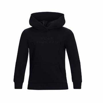 Peak Performance - Jr Logo Hoody