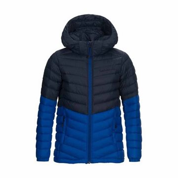 Peak Performance Jr Frost Blocked Hooded Jakke til børn