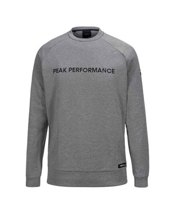 Peak Performance Goldeck Crew sweatshirt til mænd
