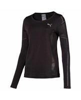 Puma evoKNIT Seamless Long Sleeves Top til dame