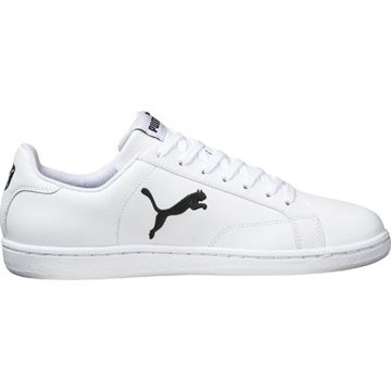 Puma Smash Cat Unisex Læder Sneakers