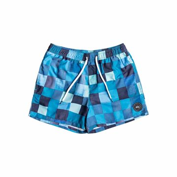 Quiksilver Resin Check Volley 15 badeshorts til mænd
