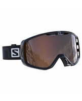 Salomon Goggles Aksium Sort