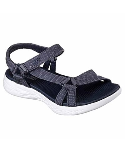 Skechers On The Go Brilliancy  dame sandal