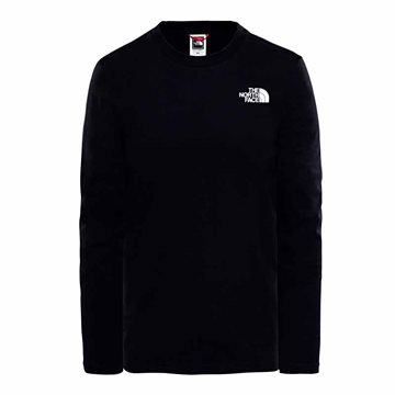 The North Face Easy Tee langærmet t-shirt til mænd