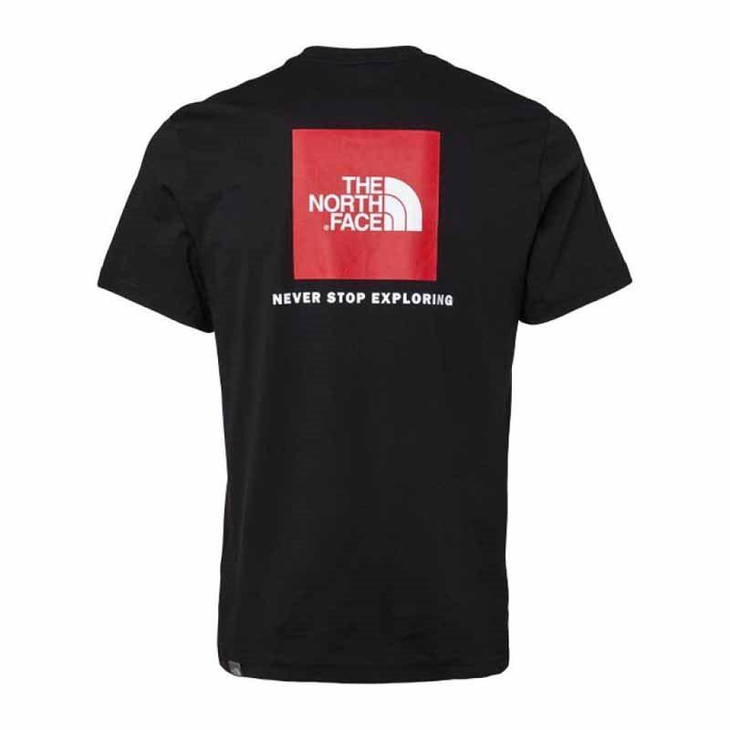 The North Face Red Box Kortærmet T shirt til mænd