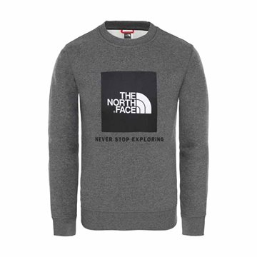 The North Face Box Crew sweatshirt til børn