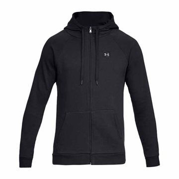 Under Armour Rival Fleece Full Zip Hættetrøje til mænd