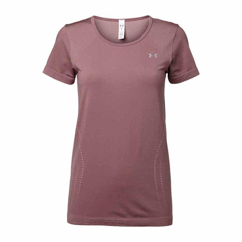 Under Armour Tech V neck T shirt til kvinder