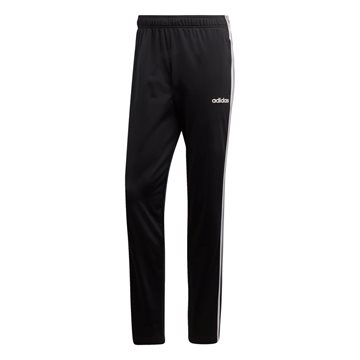adidas Essentials 3Stripes Track Pant Tricot i sort til mænd