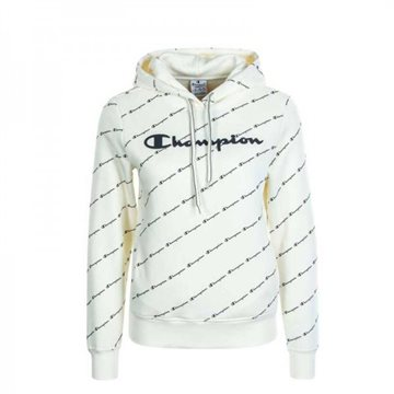 Champion Hooded Sweatshirt Allover til damer