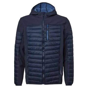 MAN FIX HOOD JACKET