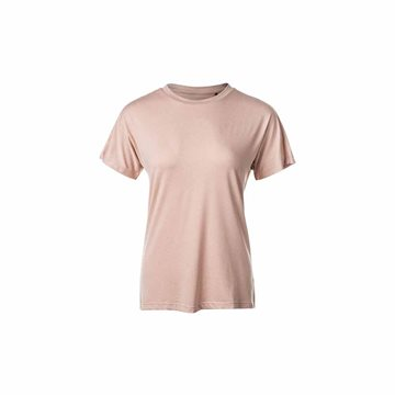 Endurance Sustainable Collection Eirene Melange t-shirt til kvinder