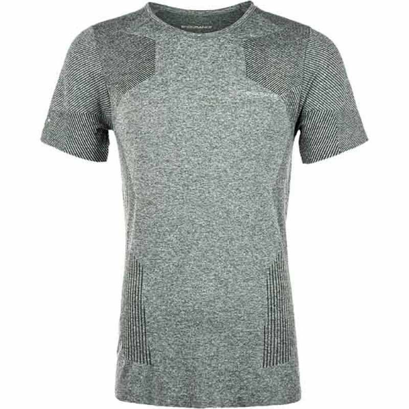 Endurance Kanen M Seamless Kortærmet løbe t shirt til mænd
