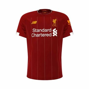 New Balance Liverpool FC Home T-Shirt til herre