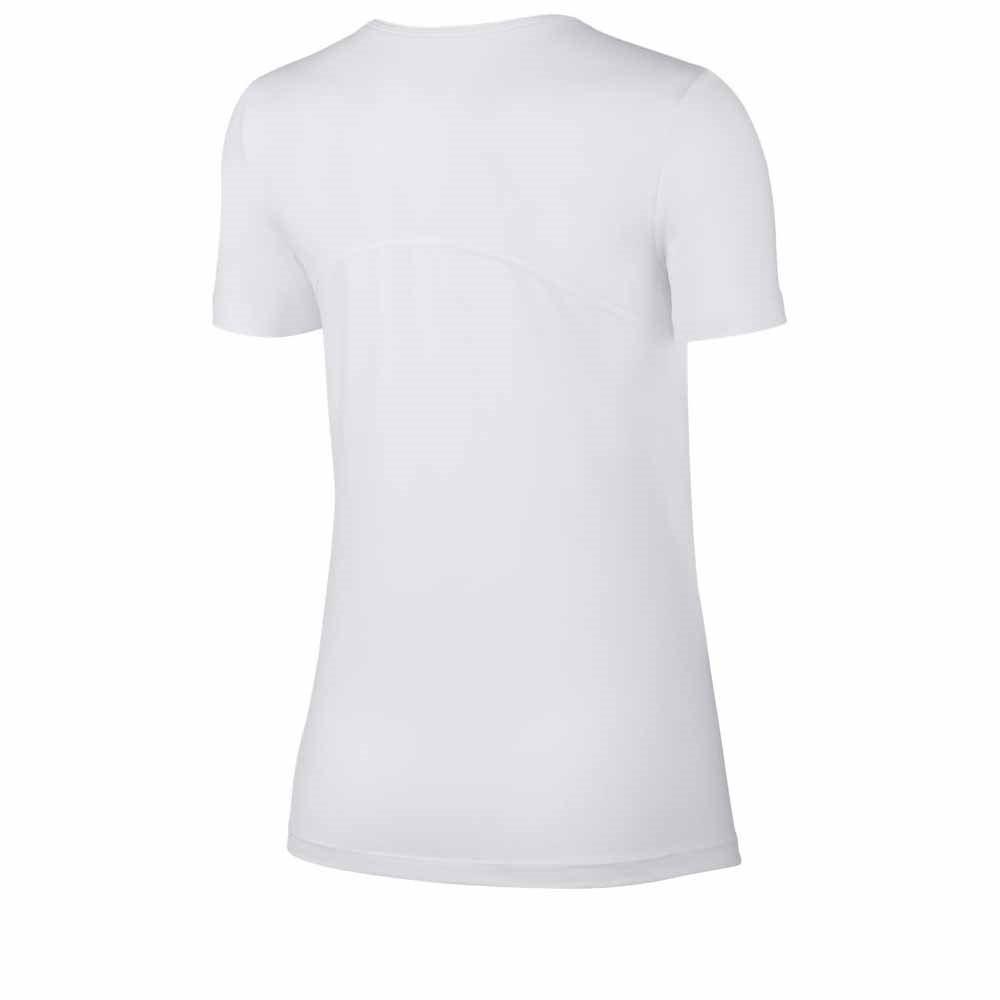 Nike Pro Top All Over Mesh T shirt til kvinder