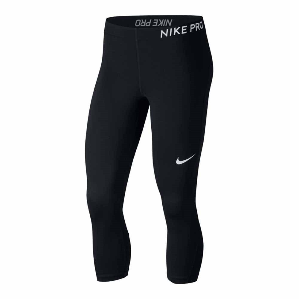 big sale e4cd3 34112 Nike Pro Capri Tights til kvinder