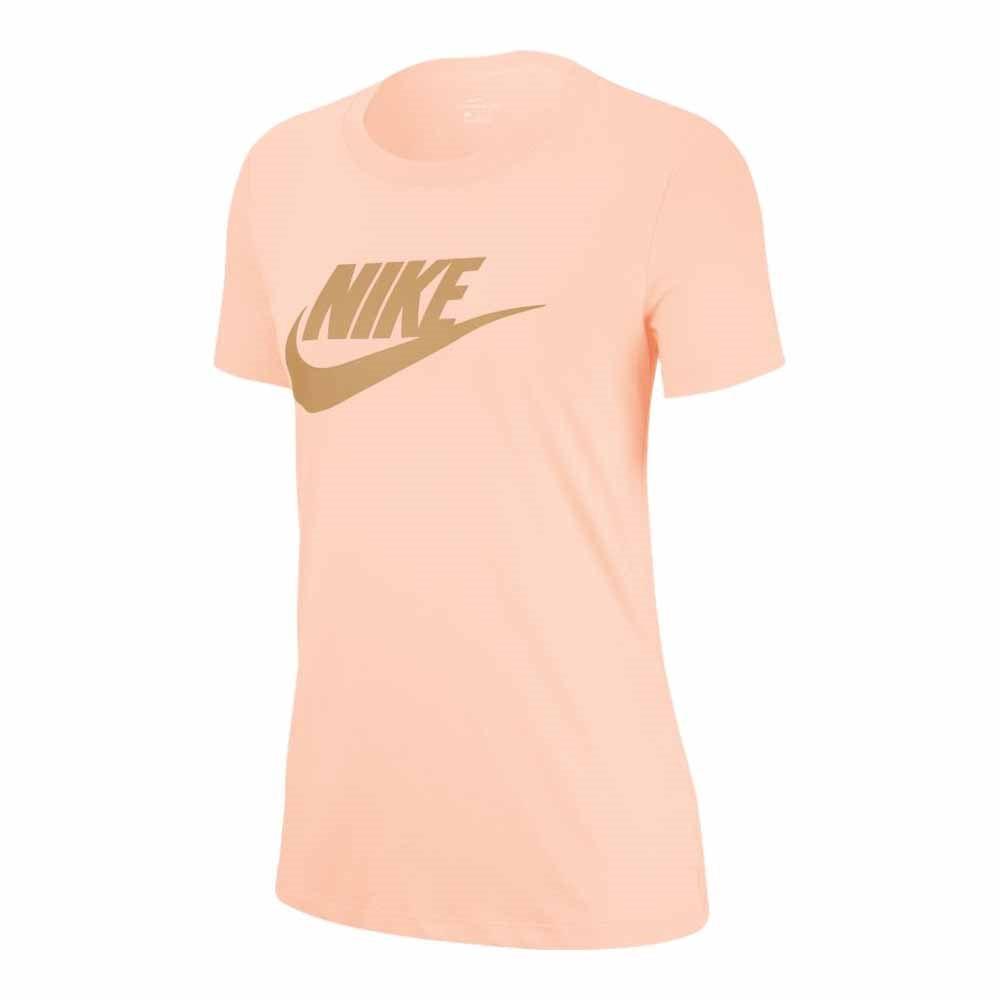 Nike Sportswear Essential Icon Futura T shirt til kvinder
