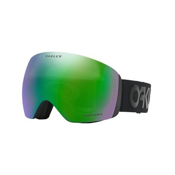 Oakley Flight Deck Factory Pilot Skibriller m/ Prizm Snow Jade Iridium