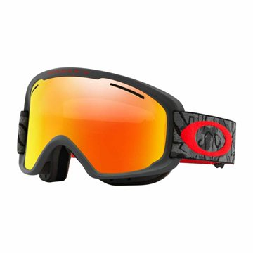 Oakley O Frame 2,0 XM w/Fire&Pers. - Ski Goggles med 2 linser