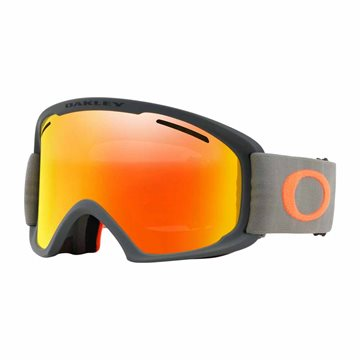 Oakley O Frame 2,0 XL w/Fire&Pers - Ski Goggles med 2 linser