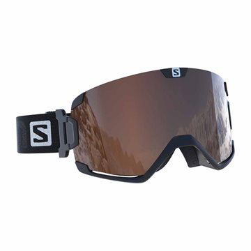 Salomon Goggles Cosmic Access Bk/Univ.
