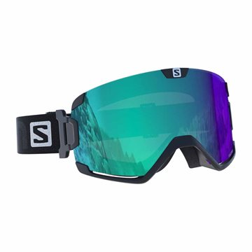 Salomon Goggles Cosmic Photo Black/AllWe