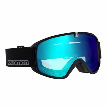 Salomon Goggles Force Black/Univ. Mid.