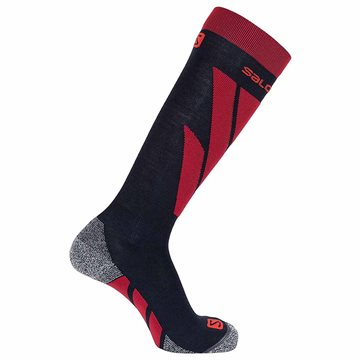 Salomon Socks S/Access Night Sky - skistrømper