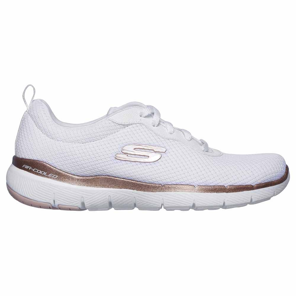 Skechers You Define Allegra SKO Mauve Dame