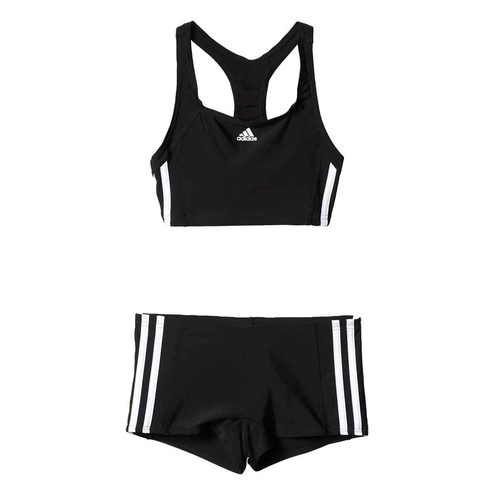 998393f4 adidas Infinitex 3 stripes 2pc Bikini til børn | Sport247.dk