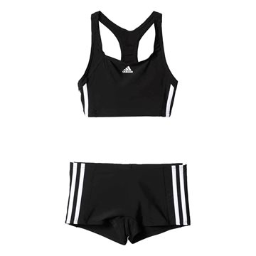 adidas Infinitex 3 stripes 2pc Bikini til børn
