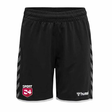 Hummel Authentic shorts med logotryk