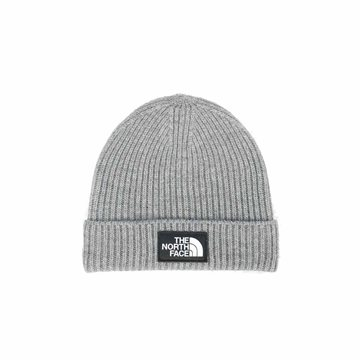 The North Face Logo Cuff Beanie Junior