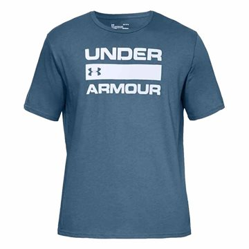 Under Armour Team Issue Wordmark SS T-shirt til mænd