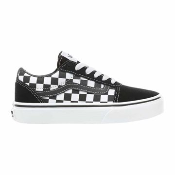 Vans YT Ward Checkered Sneakers til børn